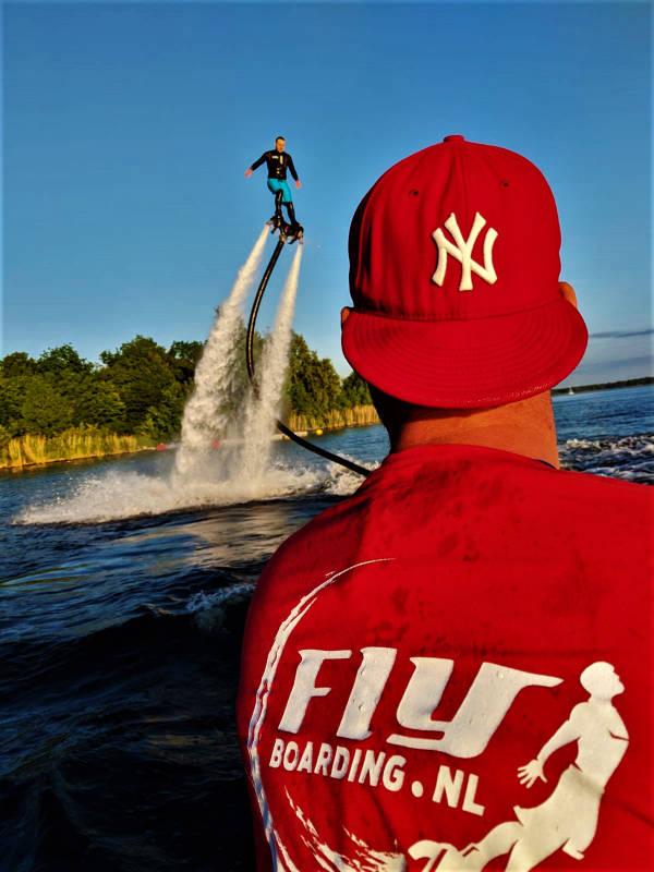 Flyboarden les