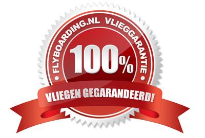 Flyboarding.nl Vlieggarantie