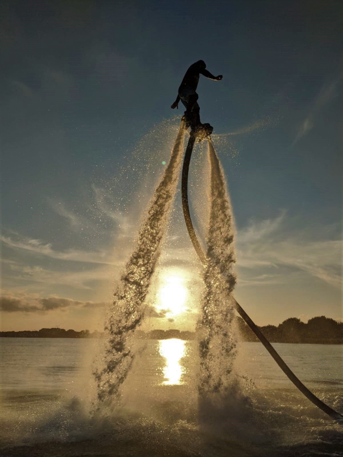 Wat is flyboarden?